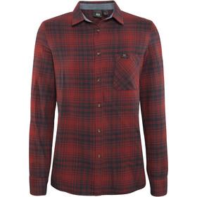Elevenate Vallée Shirt Women Beetroot Red